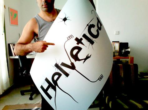 « Helvetica », le film typographique de Gary Hustwit