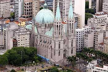 Catedral da Sé, São Paulo, São Paulo, Brasil