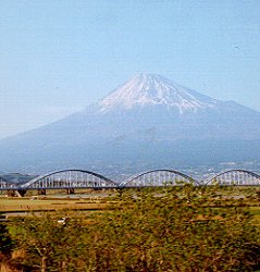 Mt. Fuji, national symbol of Japan