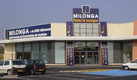 Milonga Paris Bonneuil