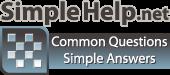 Simple Help logo