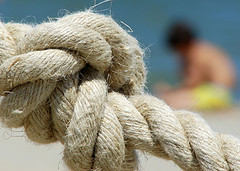 Knot with child