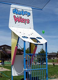 Water Wars at Quival Family Fun Center