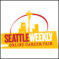 Seattle Weekly Online Career Fair