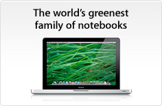 The world's greenest family of notebooks.