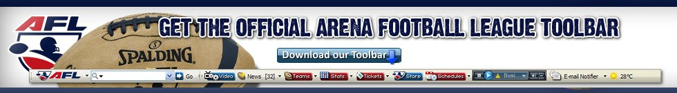 AFL Toolbar