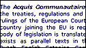 Part of an EU document