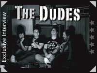 Exclusive Interview: The Dudes
