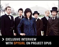 Spygirl: Exclusive Interview on Project Opus