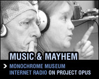 Monochrome Museum on Project Opus