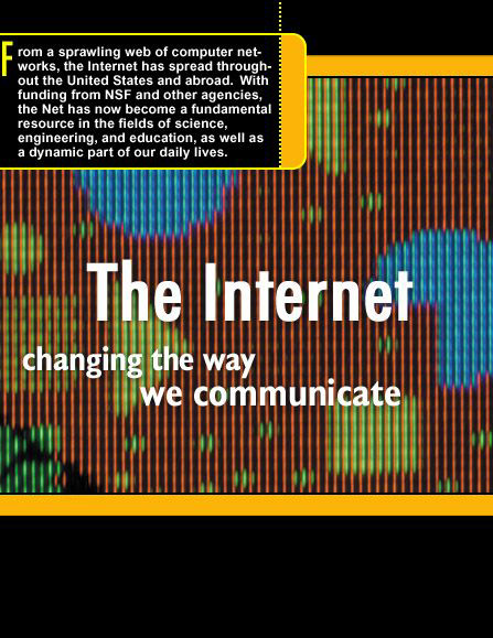 The Internet: Changing the Way We Communicate