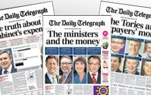 Telegraph subscriptions offer �50 M&S vouchers