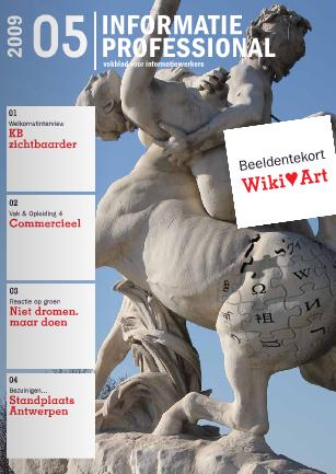 Informatieprofessional Cover