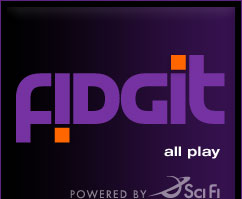 Fidgit: All video games, all the time.