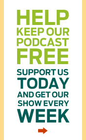 Help Keep Our Podcast Free