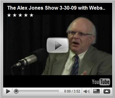The Alex Jones Show 3-30-09 with Webster G. Tarpley Part 7
