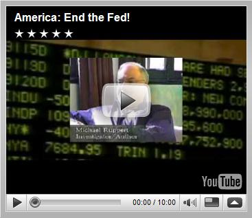 Alex Jones: End the Fed!