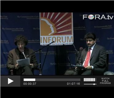 Resurgence of the Taliban in Pakistan Hamid Mir Commonwealth Club