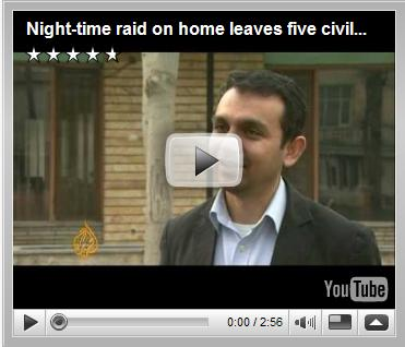 Night-time raid on home leaves five civilians dead - 10 Apr 09