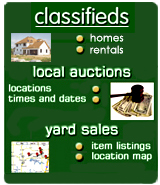 view our classifieds section