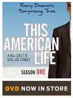 Now in our store: season 1 of the television show!