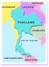 Klik hier! Kaart van Thailand