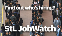 STLtoday.com's STL JobWatch blog tells you all about the job market