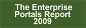 The Enterprise Portals Report 2009