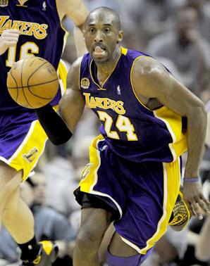 After grabbing his first MVP award, Kobe Bryant has his best shot since Shaquille O'Neal left in '04 at winning his fourth ring.