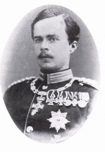 HSH Fürst Wilhelm zu Wied