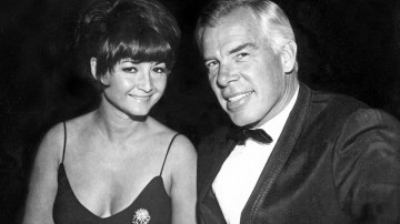 Michelle Triola Marvin and Lee Marvin met on a film set in 1964 and lived together for six years.