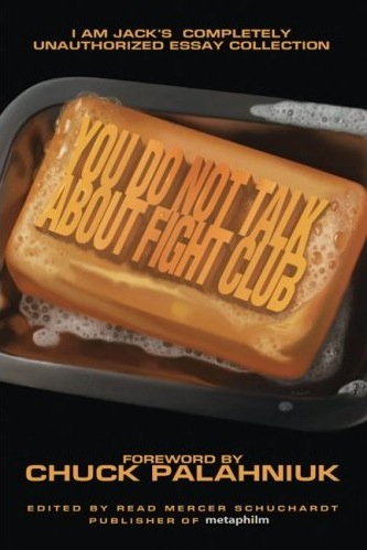You Do Not Talk About Fight Club (book cover)