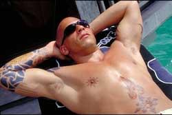 Vin Diesel or Xander Cage