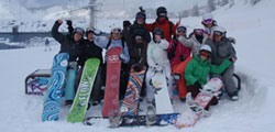 'Our Camp' Girls Boarding Week with More Mountain