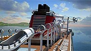 Pictures: Disney Dream cruise ship
