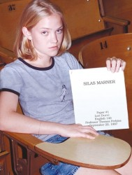 Freshman Term Paper Discovers Something Totally New About Silas Marner