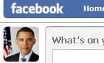 Obama's Facebook Feed: Uh-Oh, Joe Biden Added the Foursquare Application