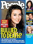 PHOEBE PRINCE  BULLIED TO DEATH?