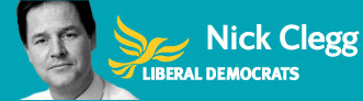 Nick Clegg - Leader of the Liberal Democrats