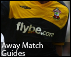 Away guides for the matches Saints will be playing away from St Mary's.