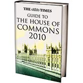 The Times Guide to House of Commons 2010