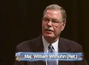 Major William Withuhn (Ret.)