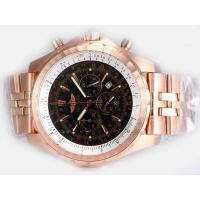 Breitling for Bentley Motors T Working Chronograph Full Rose Gold