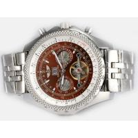 Breitling for Bentley Motors Automatic Tourbillon with BrownDial