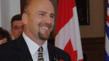 The Hon. Blair Lekstrom resigned from the B.C. Liberal cabinet and caucus, June 11, 2010.