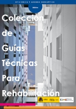 Guías Técnicas para la Rehabilitación con Aislamiento publicadas por el IDAE