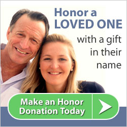 Honor a loved one with a gift in their name