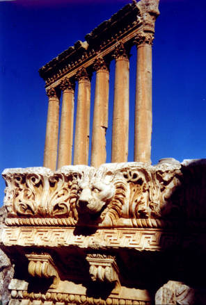 UNESCO World Heritage Site Baalbek