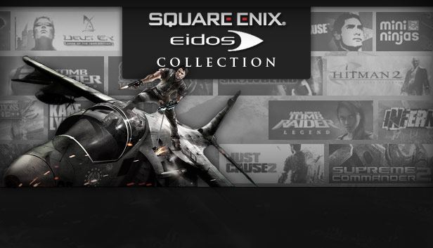 Square Enix Eidos Collector's Pack
