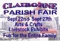 Claiborne Parish Fair